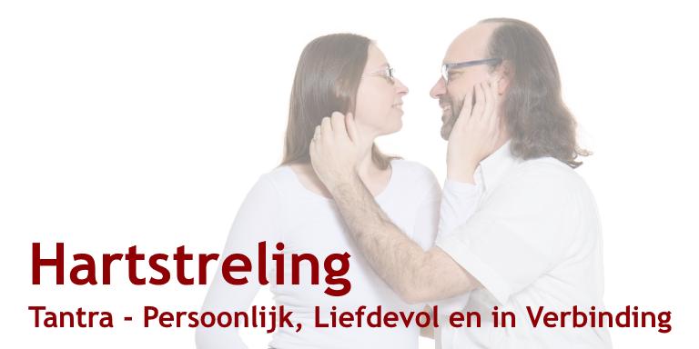 Hartstreling - Tantra - Persoonlijk, Liefdevol en in Verbinding