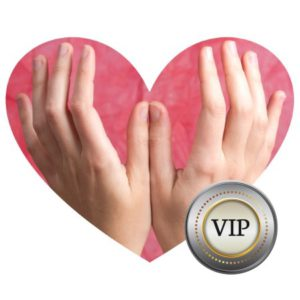 VIP hartstreling