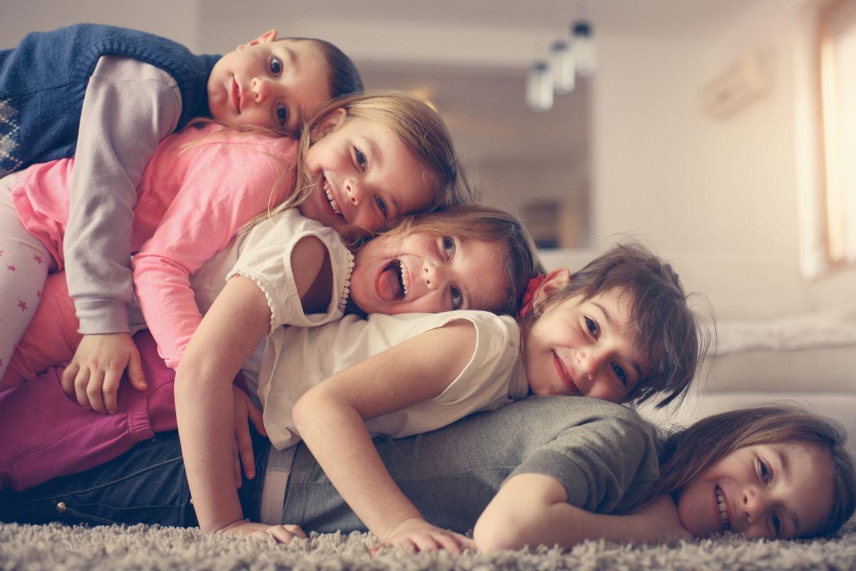 6 positieve effecten van aanraking