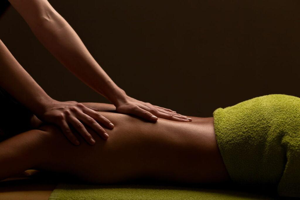 Tantrische massage